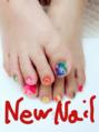 New Foot Nail。