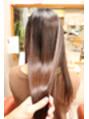 拝啓、美髪への憧れる方♪