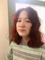 ミエルヘアーアンドスパ(miel hair&spa)テラコッタカラーでスクールgirlに☆☆