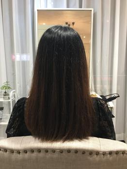 髪質改善を始めて3か月..._20190117_2