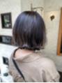 ヘアーメイク アフィーノ(hair make affino)ハイライトカラー