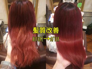 髪質改善はまだやらないでください(*゜Q゜*)_20191206_1
