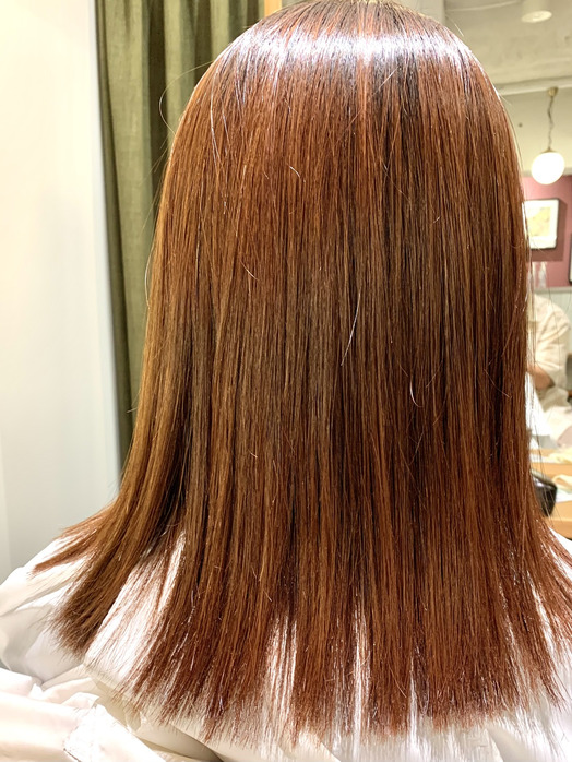 至高の縮毛矯正で人生が変わる美髪に♪ vol.1