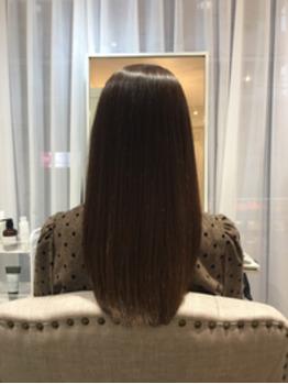髪質改善を始めて3か月..._20190117_3