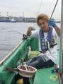 船釣りで大漁(^-^)