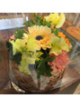お客様から綺麗なお花をいただきました!!