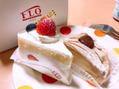 錦糸町 美容室 lepic ケーキケーキさん
