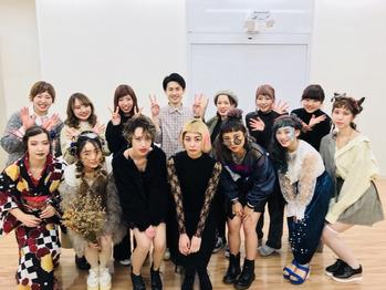 adorableヘアショー告知(*^_^*)☆_20181020_1