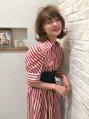 joemi 当日OK☆ 夏の質感へ 外ハネボブ 長屋 亨