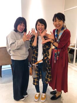 adorableヘアショー告知(*^_^*)☆_20181020_2