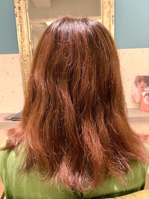 至高の縮毛矯正で人生が変わる美髪に♪ vol.17_20210831_2