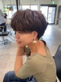 #noi_style 前髪作ってイメチェン◎