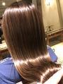 髪質改善と縮毛矯正の専門店 サンティエ(scintiller)☆アミノ酸系のシャンプーで美髪に!!☆