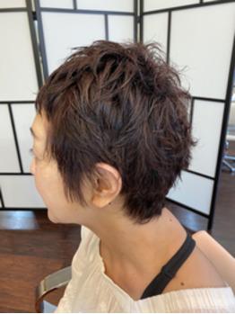 クセ毛に最適のステップボーンカット。_20200826_1