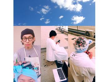 博多どんたく&‐青空美容室‐_20170504_2