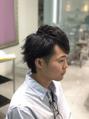【毛利】直毛だってカッコよくなる