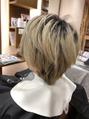 神戸祭りにも負けない熱量で髪を切ります。