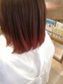 ハピネスフィール 宇治店(Happiness FEEL)裾カラーでオシャレ度アップ!