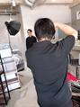 新店舗、宣材写真撮影(^^)