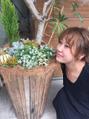 お花と倉田さん