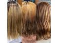 ヘアアンドビューティー クローバー(Hair&Beauty Clover)honey brown
