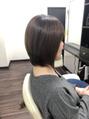 髪質改善トリートメント+カラー