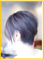 【髪質改善効果】 髪に優しい縮毛矯正・30代40代