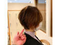 短すぎない大人ハンサムショート♪【田中】
