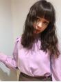 ジェノ(JENO)なみなみパーマでおしゃれカジュアル^o^