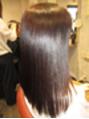 髪質改善♪髪質改善カラー+トリートメント¥8800