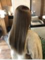 ユーレルム ギンザ(U-REALM ginza)縮毛矯正しててもデザインカラーでも美髪~*Vo.116*~