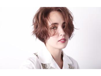 前髪の印象の違い♪_20190913_2