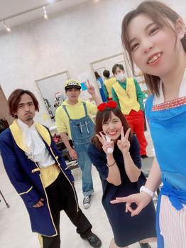 ハロウィン2日目!川村Asami_20201029_1