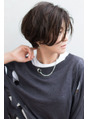 【AKIHIRO】小顔に見えるショート