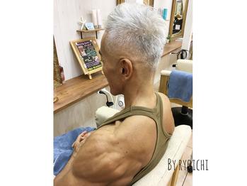 松田玲士選手の超短髪