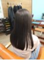 これが髪質改善の力 【大泉学園】