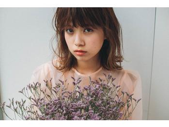 秋に向けてのヘアスタイル撮影 with HIKARU_20190823_3