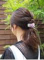 ヴァールデン ヘアー(Varlden hair)夏はヘアアレンジで 浴衣にも◎