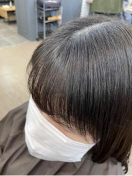 ◎前髪縮毛矯正◎_20210921_2