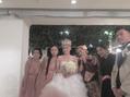 アイさん結婚式。