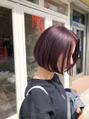チカシツ(Chikashitsu)takuya hair snap