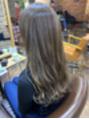 「髪質改善!」