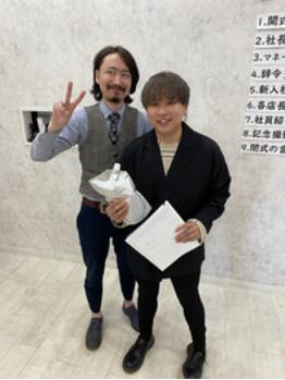令和2年入社式。川村Asami_20200324_3