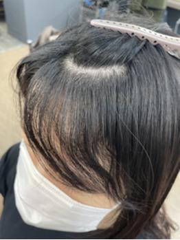 ◎前髪縮毛矯正◎_20210921_4