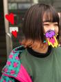 ★裾カラー★