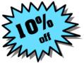 年末商品10%OFFキャンペーン!!!