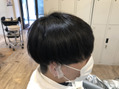 オーシャン トーキョー サニー(OCEAN TOKYO Sunny)軟毛にもニュアンスパーマ