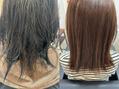 ◆◇湿気で広がる髪にオススメ酸性ストレート◆◇