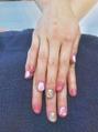 * pink nail *【kotona越谷】