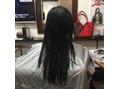 魔法縮毛を越えるダブルTR縮毛剤のアクア水縮毛矯正